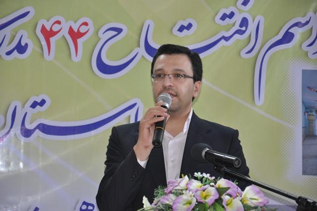 افتتاحیه مدارس مقاوم سازی شده استان البرز